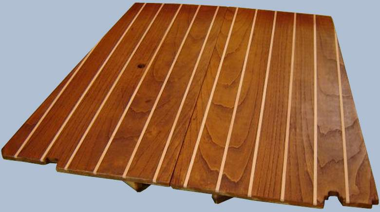 Holly And Teak Marine Flooring Uk